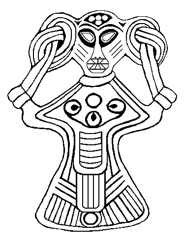 Freyja-Darstellung